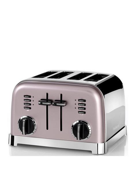 cuisinart-4-slice-toaster-vintage-rose