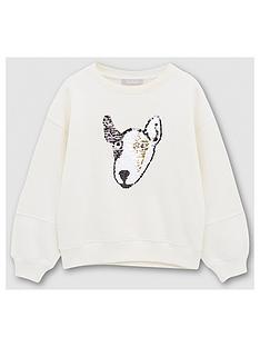 mintie-by-mint-velvet-girls-sequined-dog-sweatshirt-cream