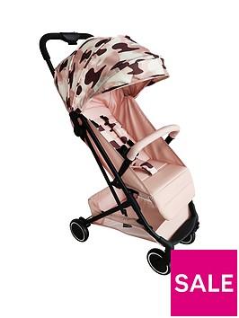 my-babiie-am-to-pm-christina-milian-mbx1-blush-camo-compact-stroller