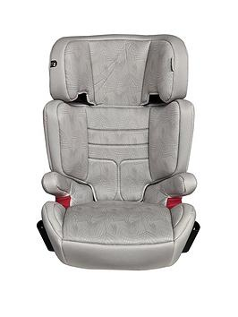 my-babiie-dreamiie-grey-tropical-group-2-3-car-seat