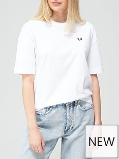 fred-perry-reverse-graphic-t-shirt-white