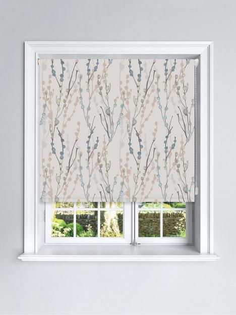 painted-willow-blackout-printed-roller-blind--nbsp150-xnbsp140-cm