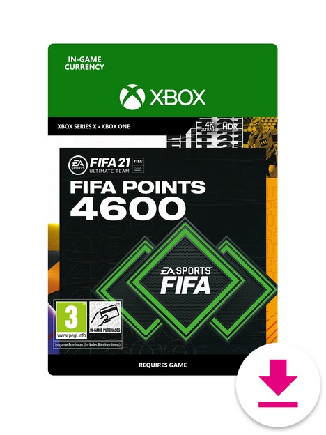 xbox-fifa-21nbspultimate-teamtradenbsp4600-points-digital-download