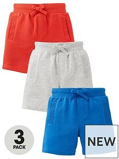 mini-v-by-very-boys-essential-3-pack-jog-shorts-red-blue-amp-grey