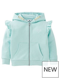 mini-v-by-very-girls-essentials-frill-shoulder-hoodie-blue