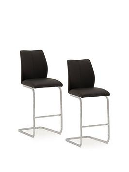 vida-living-enis-pair-of-bar-chairs-black