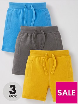 mini-v-by-very-boys-essential-3-pack-jog-shorts-multi
