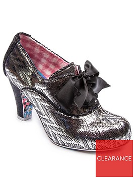 irregular-choice-summer-berries-shoe-boots-blacksilver
