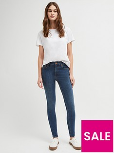 french-connection-rebound-30-skinny-jeans--blue