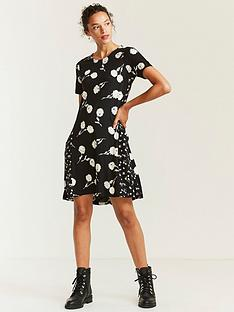 fatface-simone-poppy-meadow-dress-black