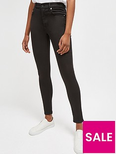 french-connection-rebound-30-skinny-jeans--black
