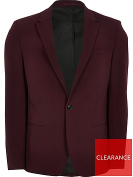 river-island-big-and-tall-suitnbspjacket-dark-red