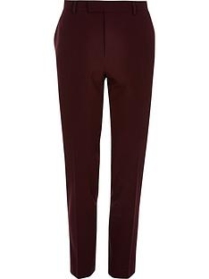 river-island-big-and-tall-suit-trousers-dark-red