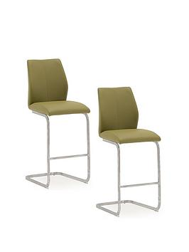 vida-living-enis-pair-of-bar-chairs-green