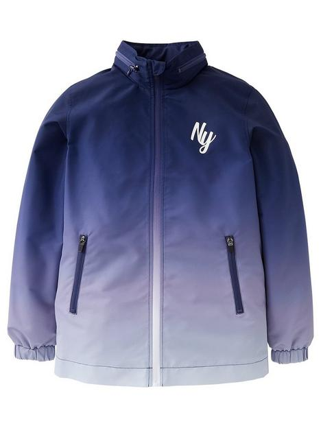 v-by-very-boys-lightweight-ombre-showerproofnbspjacket-with-packaway-hoodnbsp--bluewhite