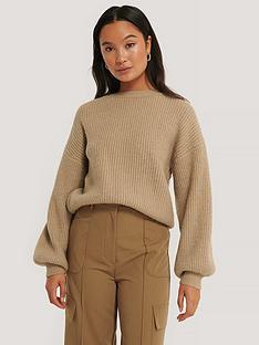 na-kd-crew-neck-knit-jumper