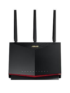 asus-rt-ax86u-wifinbsp6-ax5700-dual-band-mesh-gigabit-gaming-routernbsp--ps5-compatible