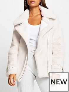 river-island-faux-fur-aviator-jacketnbsp--cream