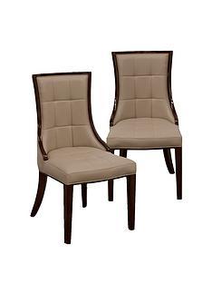 vida-living-adria-pair-of-faux-leathernbspdining-chairs-latte