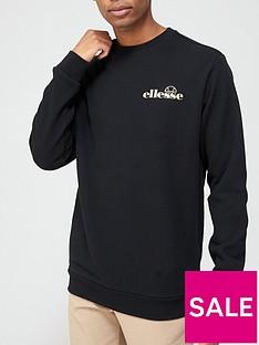 ellesse-succel-sweatshirt-blacknbsp