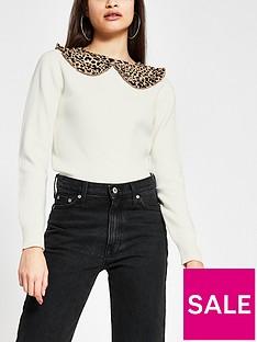 river-island-leopard-print-collar-knitted-jumper-animal-print