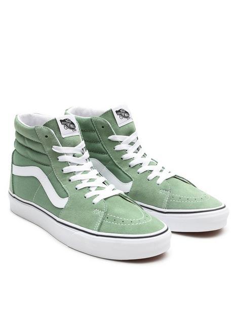 vans-ua-sk8-hi-green
