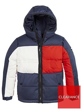 tommy-hilfiger-boys-flag-hooded-padded-coat-navy