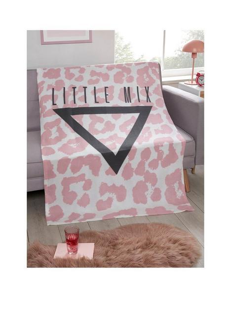 little-mix-animal-print-blanket