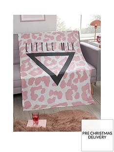 little-mix-animal-print-blanket