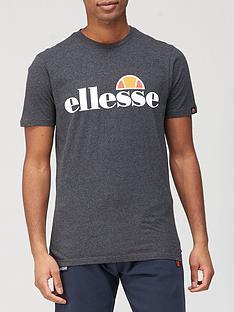 ellesse-prado-t-shirt-dark-grey-marl