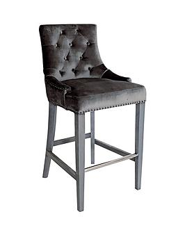 vida-living-ingrid-bar-chair-charcoal