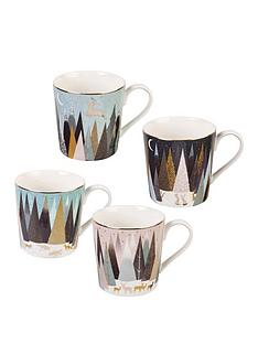 sara-miller-frosted-pines-mugs