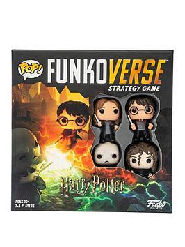 Harry Potter Funkoverse Base Set Harry Potter