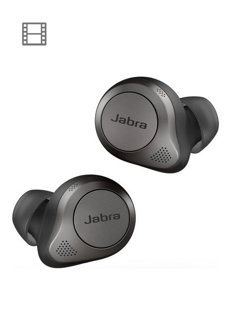 jabra-elite-85t-true-wireless-earbuds-with-jabra-advanced-active-noise-cancellation-titanium-black