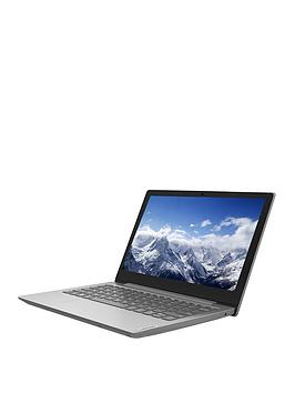 Lenovo Ideapad 1 11.6In Laptop - Amd Athlon, 4Gb Ram, 64Gb Storage, Microsoft Office 365 Personal Included, Optional Norton 360 Protection (1 Year) - Grey - Laptop Only