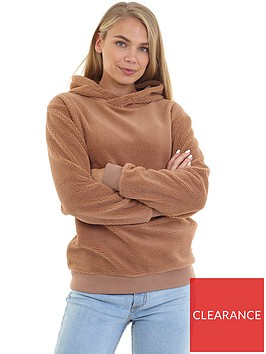 brave-soul-fleece-hooded-sweatshirt-camel