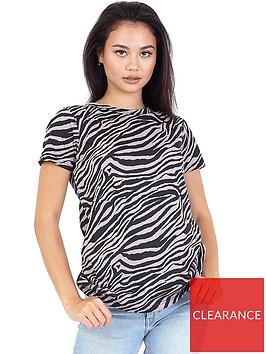 brave-soul-zebra-print-t-shirt-print