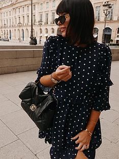 in-the-style-in-the-style-x-lorna-luxe-polka-dot-girls-girlnbspruffle-mini-dress-navy