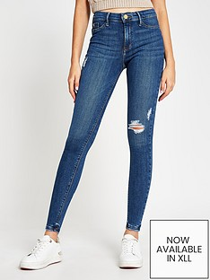 river-island-tall-mid-rise-molly-jegging-mid-blue