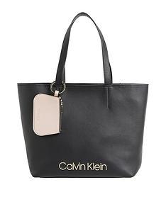 calvin-klein-medium-shopper-black