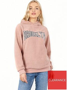 brave-soul-brooklyn-slogan-hoodie-rose