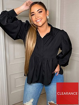 in-the-style-in-the-style-x-jac-jossa-smock-top--nbspblack