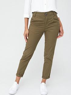 v-by-very-girlfriend-chino-trouser-khaki