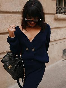 in-the-style-in-the-style-x-lorna-luxenbspcopenhagen-double-breasted-knitted-cardigan-navy