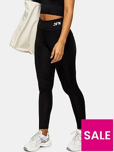 topshop-barb-leggings-black