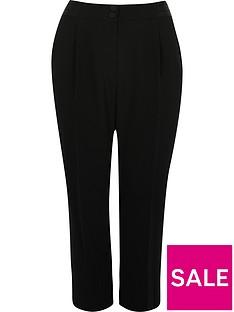 ri-plus-satin-waist-trouser-black