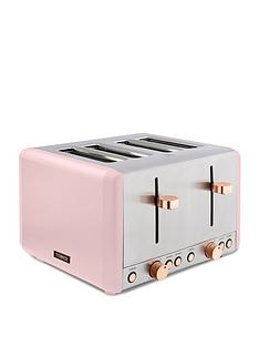 tower-cavaletto-4-slice-toaster-pink