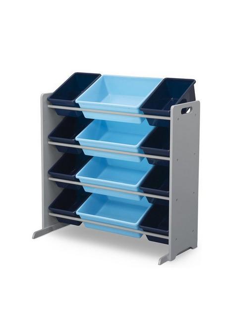my-size-12-bin-plastic-organiser--blue