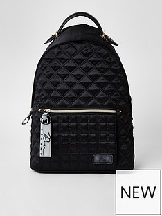 river-island-satin-quilted-backpack-black