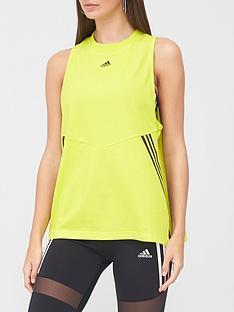 adidas-badge-of-sport-oversized-tank-top-yellownbsp